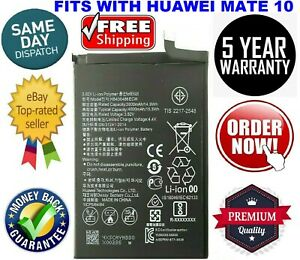 NEW BATTERY FITS WITH HUAWEI MATE 10 & MATE 10 PRO 4000mAh USA SELLER