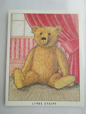 Teddy Bears Golden Era Collection Cards Set Series Postcard Promo Prints Vintage