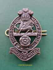 PRINCESS OF WALES'S ROYAL REGIMENT (QUEEN'S AND ROYAL HAMPSHIRES) BERET BADGE