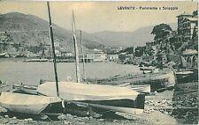 CARTOLINA d'Epoca - LA SPEZIA: Levanto 1922