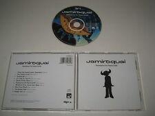 Jamiroquai/Emergency on Planet Earth (Sony Soho Square 47069 2)CD Album