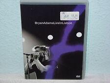 "*** DVD-bryan adams ""Live in Lisbon"" -2005 Polydor Records ***"