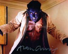 ALAN CUMMING as Nightcrawler - X-Men GENUINE AUTOGRAPH UACC (Ref:3054)