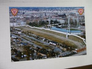 BFC Dynamo Foto DDR Liga DDR Oberliga