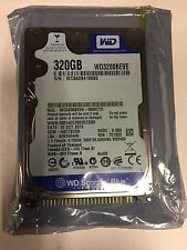"NEW Western Digital 2.5"" 320GB IDE/PATA WD3200BEVE Scorpio Blue Drive"