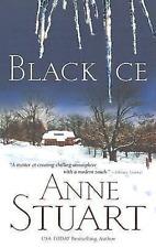 ANNE STUART - BLACK ICE -  VERY GOOD CONDITION ISBN 0778321711