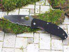 Spyderco Messer C122GPS Tenacious G10 Einhandmesser Taschenmesser Folder 01SP587