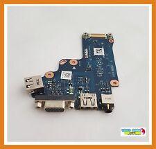 Puerto USB VGA AUDIO Dell Latitude E6520 USB VGA AUDIO Port LS-6561P