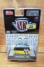 M2 MACHINES MiJo Exclusives MOONEYES 1965 Ford Econoline Van 17-62 (A+/A)