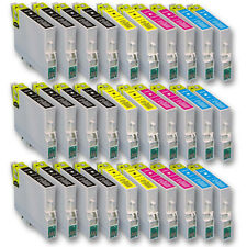 30 Druckerpatronen für Epson Stylus Office B42WD BX305F BX320FW BX525WD BX625FWD