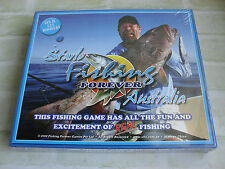 STARLO FISHING FOREVER AUSTRALIA - THE FISHING GAME - NEW SEALED BOX