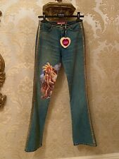 Voyage Passion Swarovski Crystal Jeans RRP £725