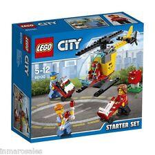 Lego 60100 Aeropuerto: Set de introducción.