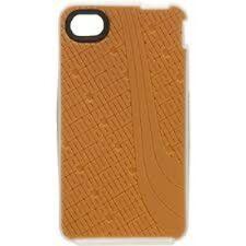 Puma Footprint Iphone Case Tan 4 & 4S