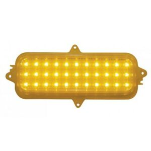 United Pacific CPL6066A 1960-1966 Chevrolet Truck LED Park Lamp Light Amber