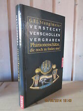 G.F.L. Stanglmeier - VERSTECKT VERSCHOLLEN VERGRABEN - Schatzsuche, Sondengänger