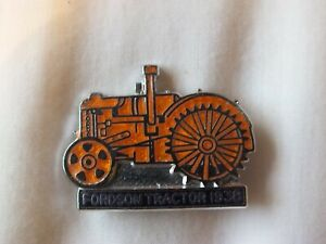 Fordson Tractor 1938 Badge