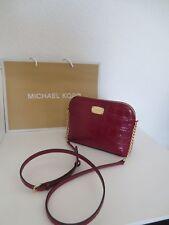 Michael Kors Tasche Cindy Dome Cherry Rot Crossbody Taschen MK neu