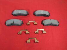 DODGE CHRYSLER Front Brake RWD Pad Kit w/Slippers NEW OEM MOPAR