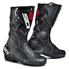 NEW SIDI Fusion Lei Boots SIZE 37 EURO WOMENS Black/Black