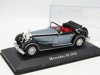 Ixo Presse 1/43 - Mercedes SS 1933