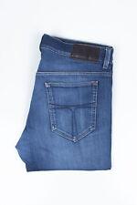 30104 Tiger of Sweden Slim Blau Herren Jeans IN Größe 34/32