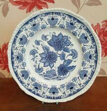 Ironstone Tableware Adams Blue