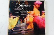 Offenbach Pariser Leben Gesamtaufnahme Berliner Symphoniker Franz Allers (LP24)
