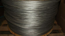 NEW 6mm x 150' Heat Set Dyneema Line, 12-Strand Braided Rope, Lifeline