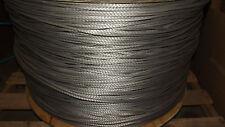 NEW 6mm x 200' Heat Set Dyneema Line, 12-Strand Braided Rope, Lifeline