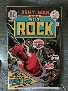 Our Army At War 279 VF/NM High Grade Beauty Joe Kubert Cover