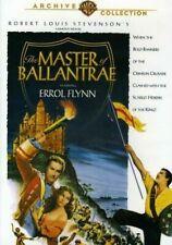 Master of Ballantrae 0883316860120 With Errol Flynn DVD Region 1