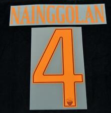 Roma Nainggolan 4 2016/17 Football Shirt Name/Name Set Kit Home Serie a