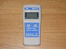 LUTRON EMF-810 MICRO WAVE LEAKAGE DETECTOR - RILEVATORE MICROONDE