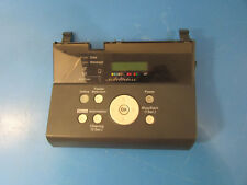 "Canon iPF5000 17"" Large Format Inkjet Printer Control Panel Board Bezel"