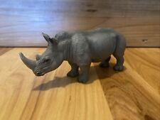 MOJO Rhino Toy Animal Figure 2012