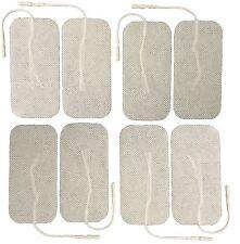 Large Adhesive Electrode Pads Set of 8 Tens Electrode Pads Reusable