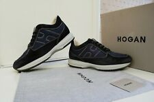 Scarpe HOGAN N.43 (9) ORIGINALI Interactive Shoes Men, Uomo,BLU,MADE IN ITALY