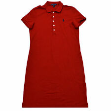 Polo Ralph Lauren Womens Dress Interlock Pony Logo Tennis Golf Sport Xs S M L Xl