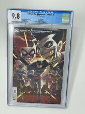 CGC 9.8 Batman: The Adventures Continue #6 Variant Kaare Andrews