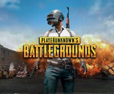 PLAYERUNKNOWN'S BATTLEGROUNDS (region-free via new registered Steam account)PUBG