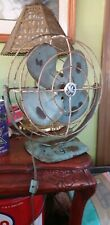 Estate Found!!! Vintage 1940's GE 12 Inch Tilttop Fan. Dirty Nice Working!!!