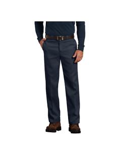 Dickies Men's Work Pant FLEX 874 Original Fit Navy Blue Size 50 X 32