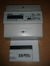 Digitaler Energiezähler 3-phasig 3x1,5A/6A Klasse 1 mit Impulsausgang und RS485