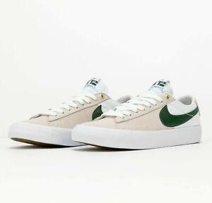 Nike SB Blazer Low GT White Sneakers for Men for Sale ...