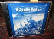 NEW GUBBLE - THE ULTIMATE ARCADE ACTION MAZE GAME PC CD-ROM, FOR MAC ONLY, NIP