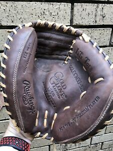 Rawlings Gold Glove 125th Anniversary Series: GGLECM33-125 Catcher's Mitt