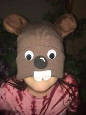 Funny Phil groundhog day beanie hat