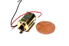 5 Pièces Pentax minimotor/électrique D = 12x14mm L = 20 mm a = 1 mm environ 3v-6v (Nouveau)