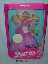 """1991 TOYS""""R""""US LIMITED EDITION """"SPRING PARADE"""" BARBIE DOLL #7008, BY MATTEL"""
